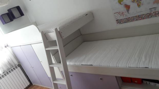 mali princ kreveti Dječja soba MALI PRINC, kreveti na kat mali princ kreveti