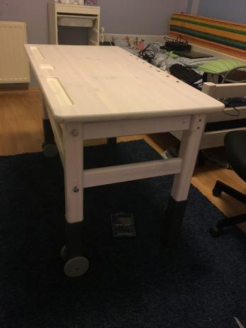 Enormt Dječji radni stol - FLEXA TQ64