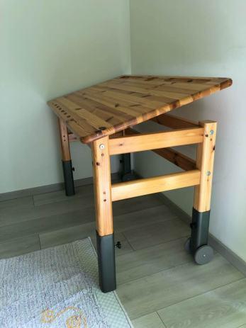 Meget FLEXA radni stol i ladičar YB91
