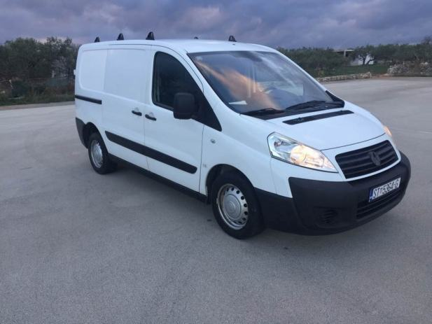 fiat scudo jumpy expert 1 6 hdi reg god 2008 god. Black Bedroom Furniture Sets. Home Design Ideas
