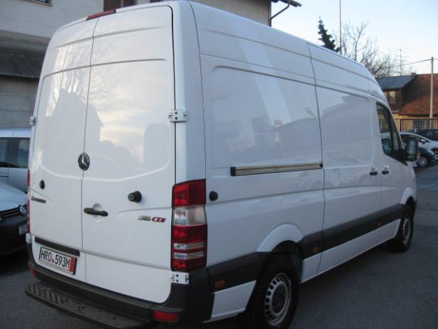 mercedes sprinter 316 cdi visok dug zat nos 1 5 t zap 12m3 klima 2012 god. Black Bedroom Furniture Sets. Home Design Ideas