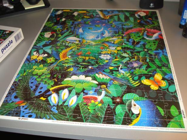 Unicef puzzle
