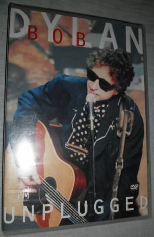 Bob Dylan mtv unplugged dvd !!!