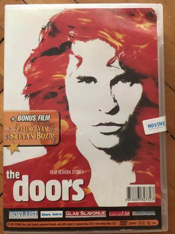 sretan bozic film neraspakiran DVD: The Doors + bonus film Želimo vam sretan Božić /Pula sretan bozic film