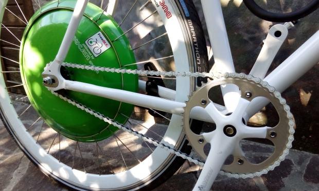 Ducati Energia Freeduck2 Pogon Motorbaterija