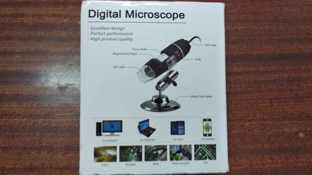 Digitalni mikroskop 1600x usb led