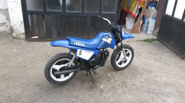 Yamaha pw50 50 cm3, 2007 god