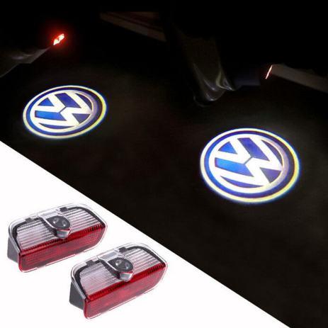 Led Auto Logo Projektor Za Vw Komplet Od 2 Komada