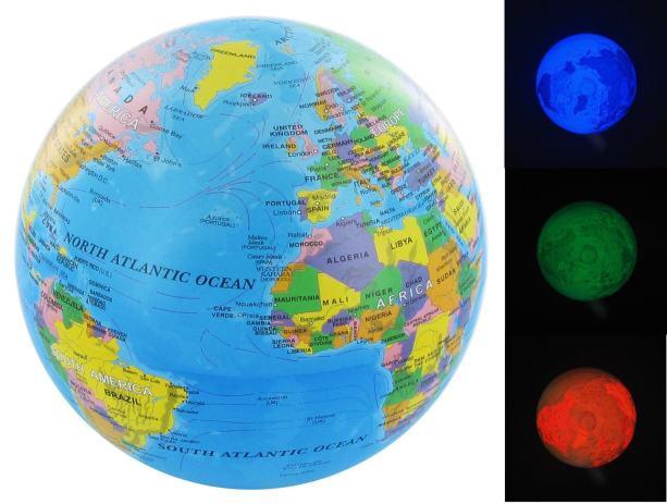 Geografski Globus Karta Svijeta 89kn