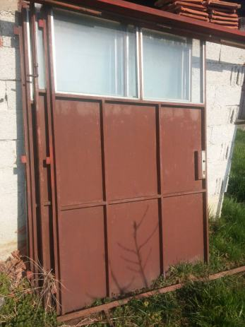Garažna vrata cijena