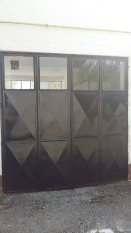 vrata dvokrilna 280x280 cm. Black Bedroom Furniture Sets. Home Design Ideas