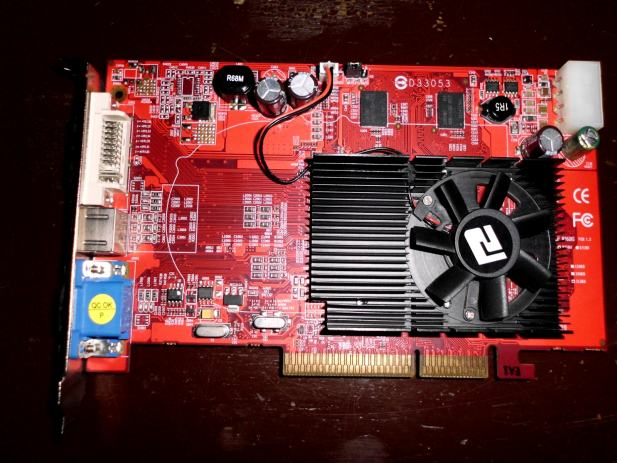 Damaged or outdated Video card drivers