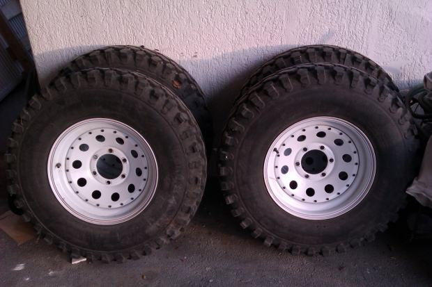 Black-Star Guyane 235/85 R16 gume za Nissan Patrol (OFF ROAD)