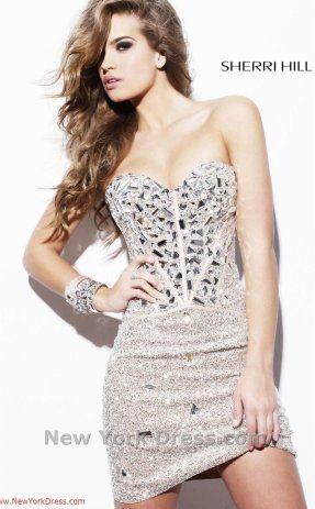 Sherri Hill haljina model 1429 SNIŽENA-ZADNJA CIJENA S POŠTARINOM