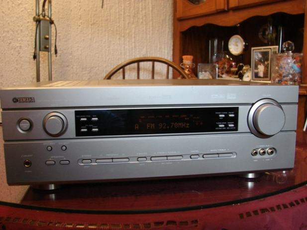 receiver yamaha rx v 540 rds cinema dsp 6 1 images frompo