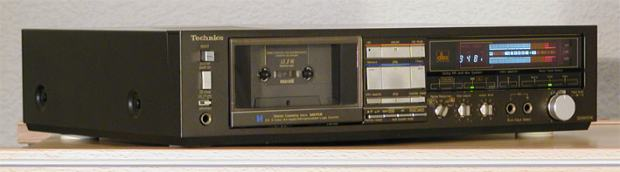 Tape deck technics rs m 275 x for Balcony noise reduction