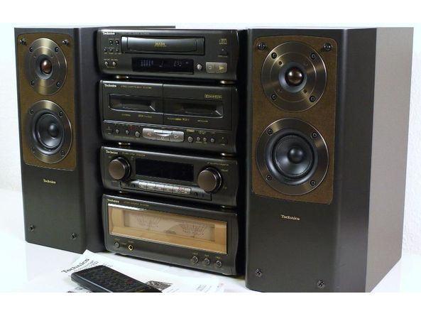 Technics Sc Ca 1060 Tannoy Mercury Mxr M Zvučnici