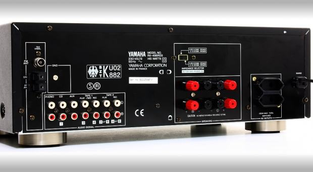 Yamaha rx 496rds stereo receiver for Yamaha pure direct
