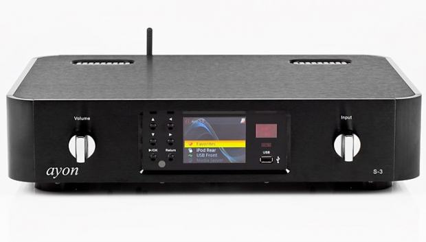 DAC / Preamp / Network Player / Streamer : Ayon Audio S-3