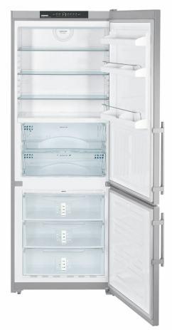 liebherr kombinirani hladnjak cbnesf 5113 comfort glassline smartste. Black Bedroom Furniture Sets. Home Design Ideas