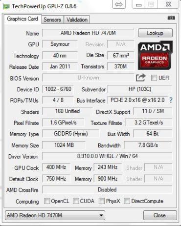 Hp probook 4530s sd card reader