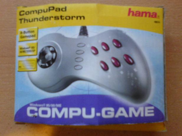 Driver: Hama Compupad Thunderstorm