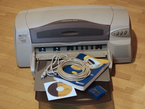 DeskJet 1220C Printer Driver