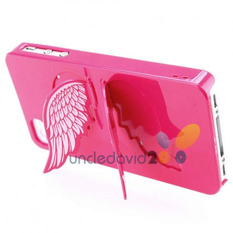 Rose angel wings holder za iPhone 4,4S- ODMAH DOSTUPNO