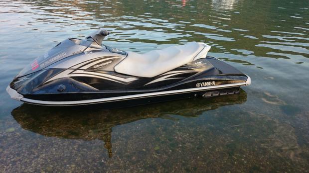 Yamaha Vx Deluxe Jet Ski
