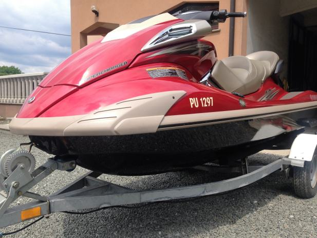 Yamaha jetski fx cruiser sho for Yamaha fx jet ski