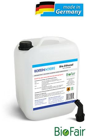 Bio Etanol, Bioetanol 5L (5 Litara)