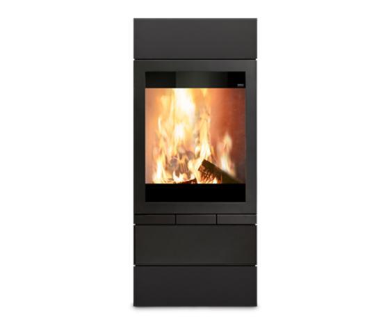 dizajnerski kamin na drva marke skantherm elements 603 front 6 5 kw. Black Bedroom Furniture Sets. Home Design Ideas