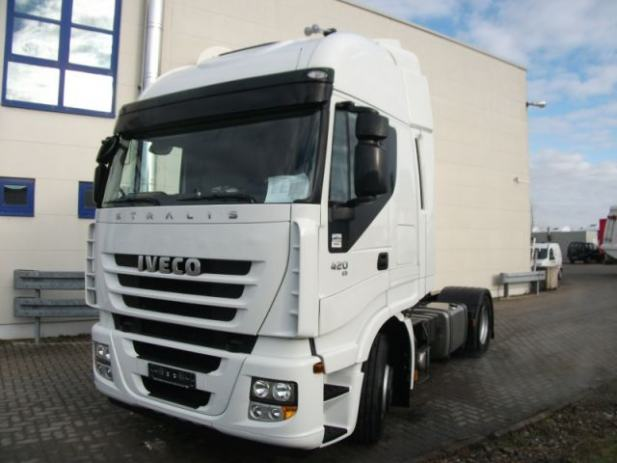 iveco stralis as440s42t p teglja euro 5 2010 god. Black Bedroom Furniture Sets. Home Design Ideas