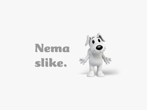 Auto prikolica STEMA M750+ ravna cerada, 2012 god.