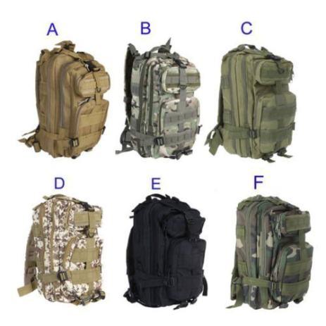 1add3e5dee Novi ruksak više boja + BRZA dostava za cijelu Hr