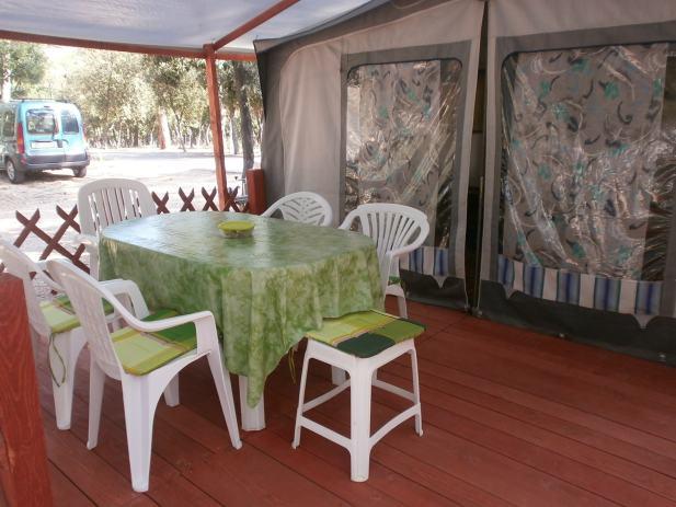 Prodaja ili iznajmljivanje kamp kućice
