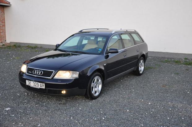 audi a6 avant 2 5 v6 tdi quattro 2001 god. Black Bedroom Furniture Sets. Home Design Ideas