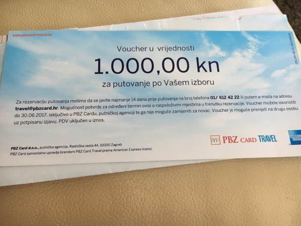 Avionske Karte.Voucher Za Putovanje Ili Avionske Karte