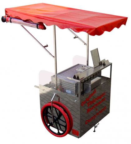 Pokretni Ugostiteljski Objekt Pokretni Fast Food