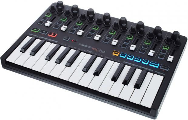 reloop keyfadr ableton live 9 lite novo akcija. Black Bedroom Furniture Sets. Home Design Ideas