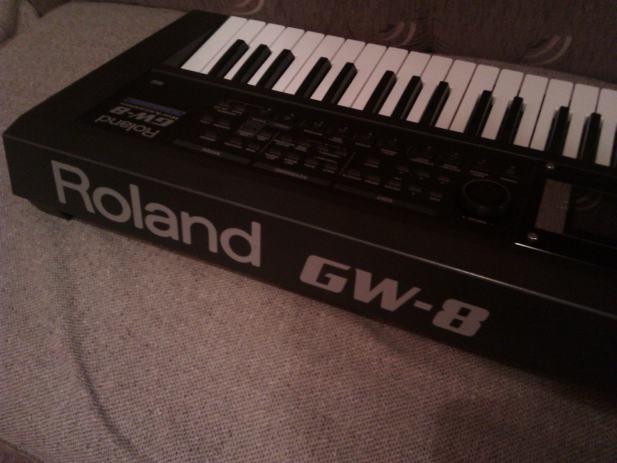 Roland Gw 8 Styles - xilusmob