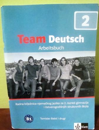 A Team Deutsch