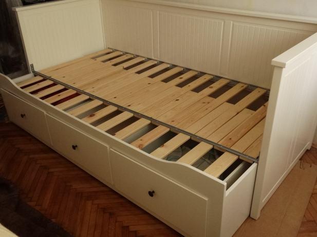 IKEA krevet HEMNES na razvlačenje