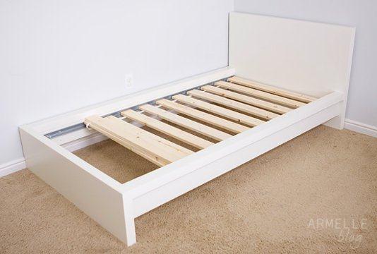 Ikea Malm krevet 200x100, stanje: kao novo!