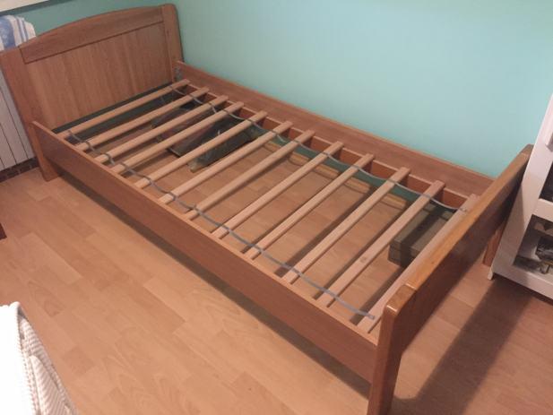 krevet 90x200 sa madracem dormeo memory silver plus. Black Bedroom Furniture Sets. Home Design Ideas