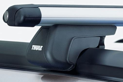 thule krovni nosa i thule rapid system 755 thule probar 390 120cm. Black Bedroom Furniture Sets. Home Design Ideas