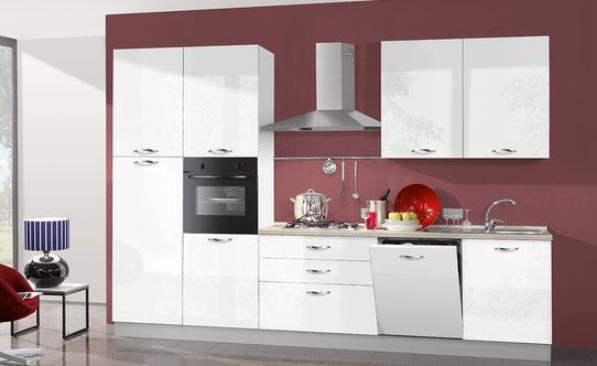 Gio blok kuhinja s aparatima lijeva desna novo ra un garancija - Dotolo mobili cucine ...