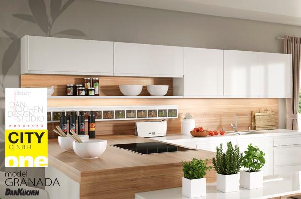 Kuhinja Dan Kuchen Model Granada