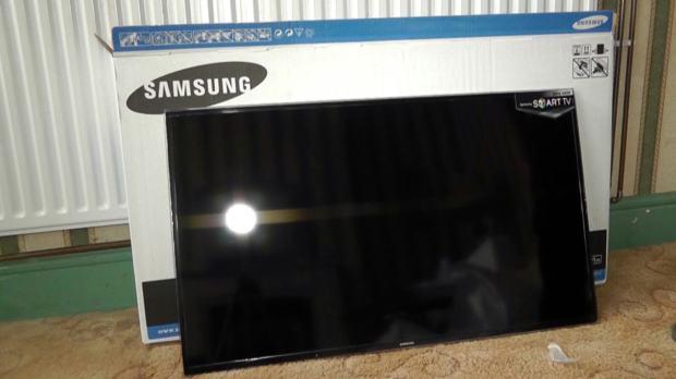 Samsung Ue40h6400aw