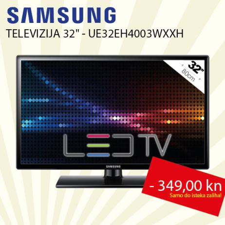 televizor samsung a hd led tv 32 80 cm ue32eh4003wxxh. Black Bedroom Furniture Sets. Home Design Ideas